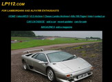 Lamborghini Classic Register